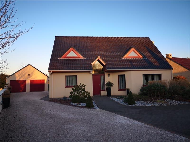 Sale house / villa Verquigneul 302000€ - Picture 2