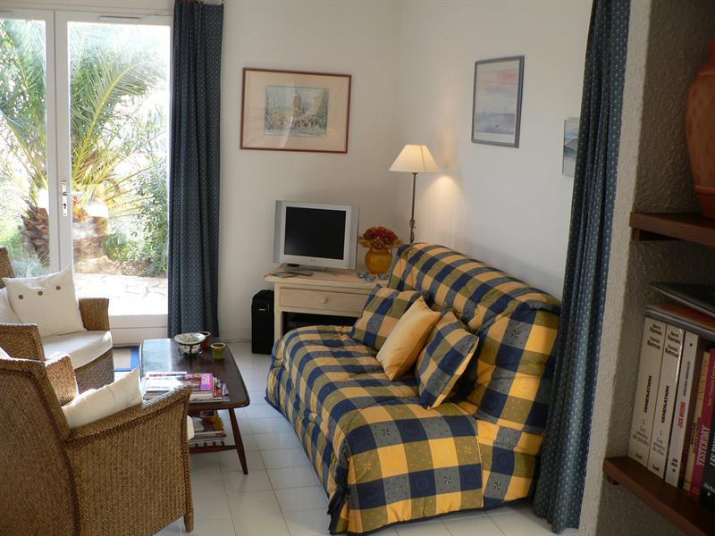 Location vacances appartement Les issambres 840€ - Photo 4