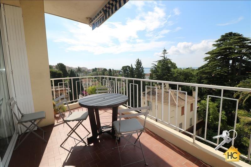 Vente appartement Cannes 380000€ - Photo 2