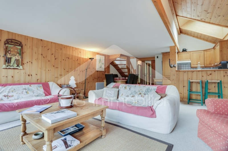 Vente de prestige appartement Meribel 1 130 000€ - Photo 2