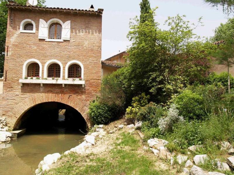 Deluxe sale house / villa Montrabe 627000€ - Picture 1
