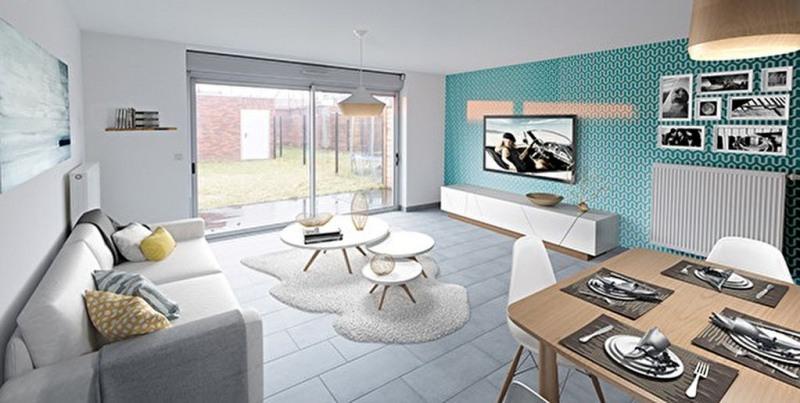 Vente maison / villa Tourcoing 202000€ - Photo 2