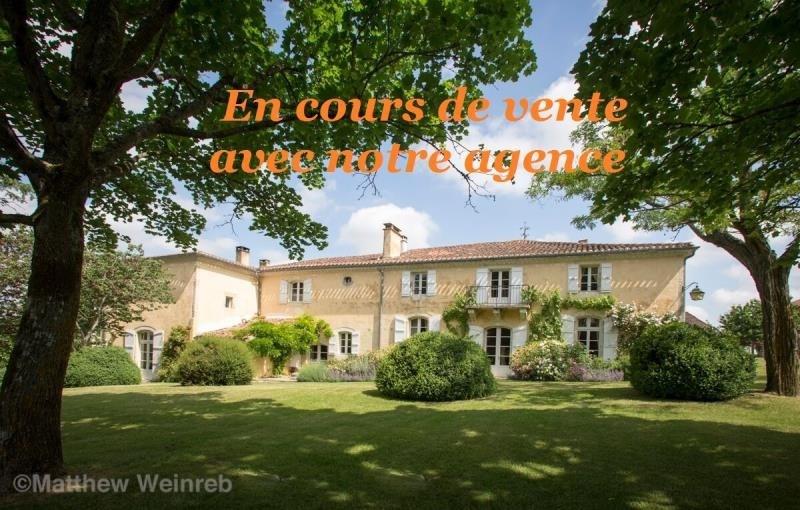 Verkauf von luxusobjekt haus Lectoure 1350000€ - Fotografie 5