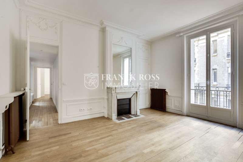 Location appartement Paris 17ème 3 500€ CC - Photo 1