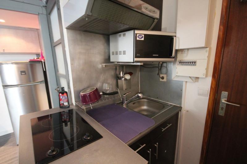 Rental apartment Paris 17ème 695€ CC - Picture 3