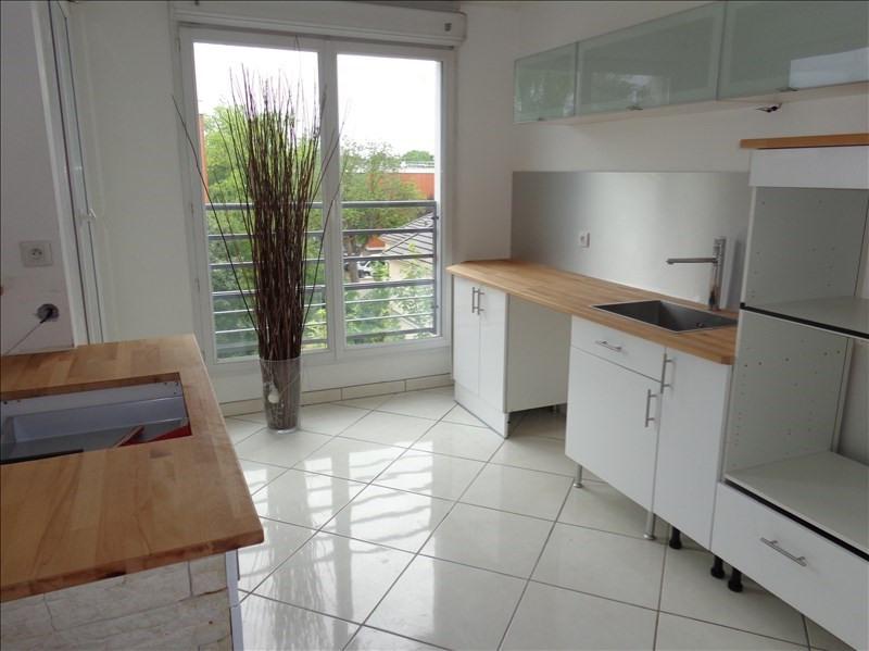 Rental apartment Bretigny sur orge 978€ CC - Picture 1