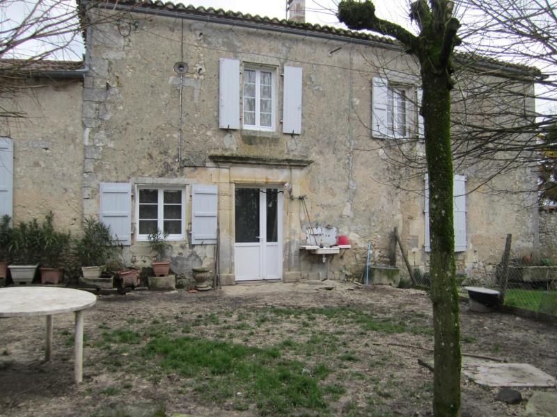 Vente maison / villa Blanzac 177000€ - Photo 1