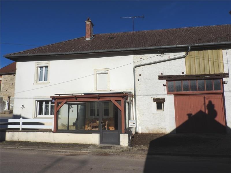 Vente maison / villa Secteur montigny s/aube 55000€ - Photo 11