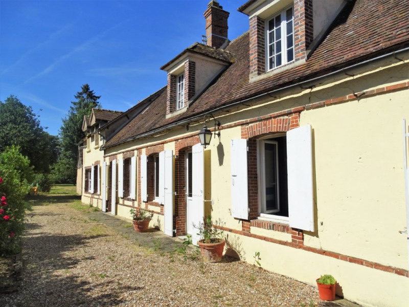 Vente maison / villa Chateauneuf en thymerais 191000€ - Photo 1