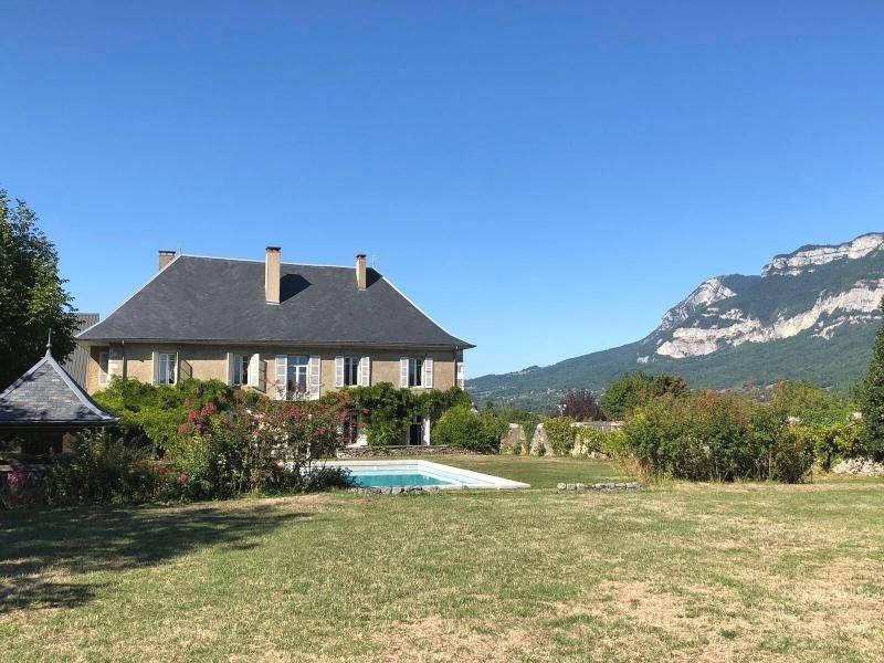 Vente de prestige maison / villa Aix les bains 1095000€ - Photo 2