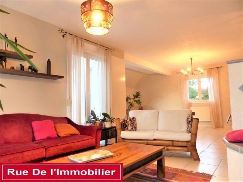 Vente maison / villa Hochfelden 469000€ - Photo 1