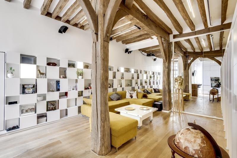Sale apartment Versailles 619000€ - Picture 4