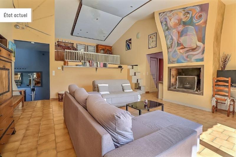 Vente maison / villa Uzes 340000€ - Photo 2