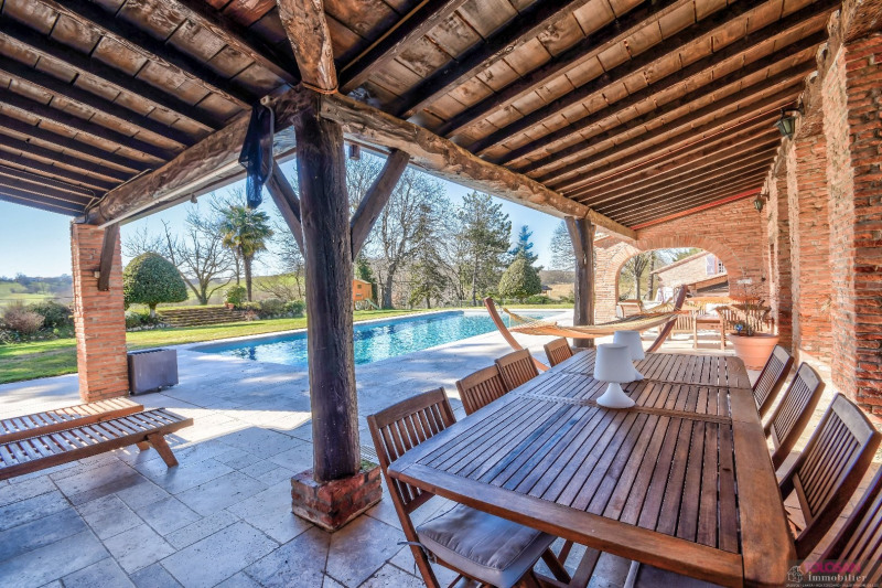 Vente de prestige maison / villa Lanta  5 minutes 795000€ - Photo 9