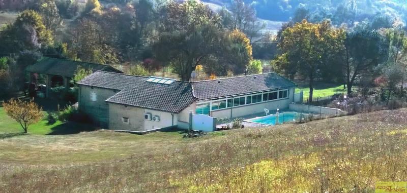 Vente maison / villa Cambon les lavaur 399000€ - Photo 2
