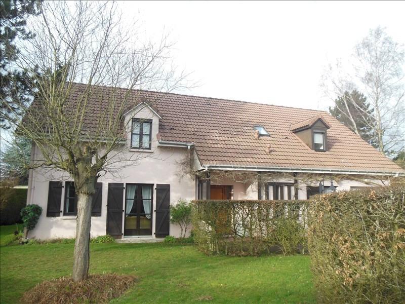 Sale house / villa Franqueville saint pierre 375000€ - Picture 1