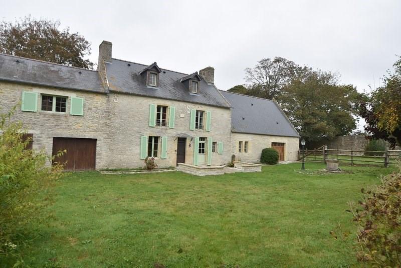 Vente maison / villa Gefosse fontenay 182000€ - Photo 1