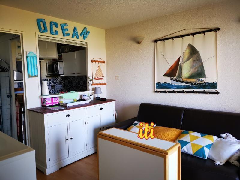 Vente appartement Chateau d'olonne 106800€ - Photo 1
