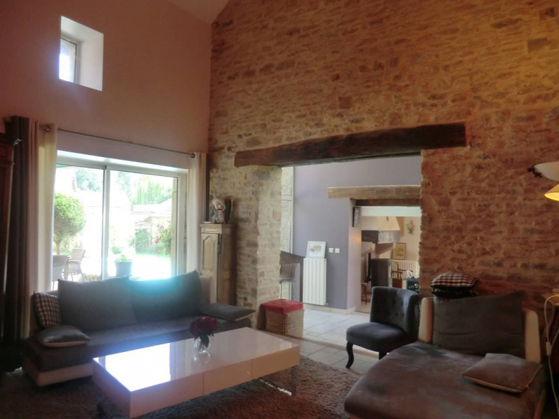 Vente maison / villa Chozeau 530000€ - Photo 7