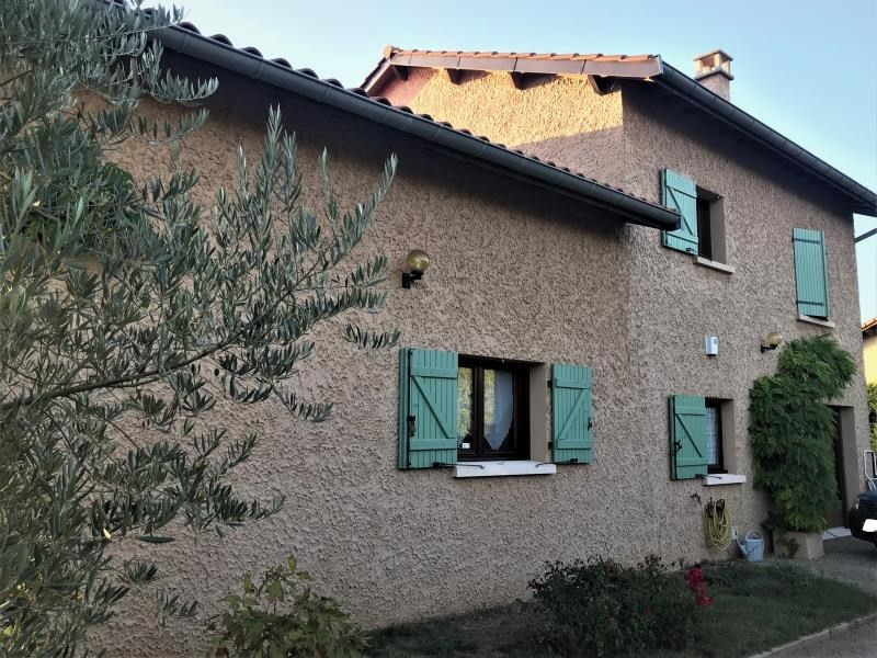 Vente maison / villa Villette d'anthon 425000€ - Photo 2