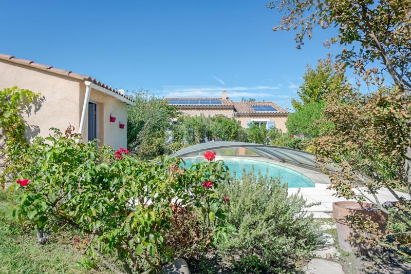 Vente maison / villa Althen des paluds 375000€ - Photo 1