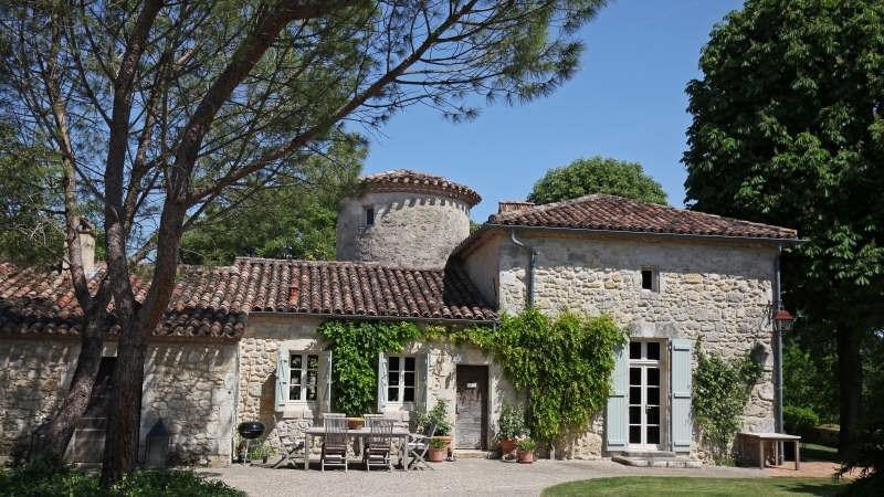 Verkoop van prestige  huis Pouy roquelaure 1495000€ - Foto 3