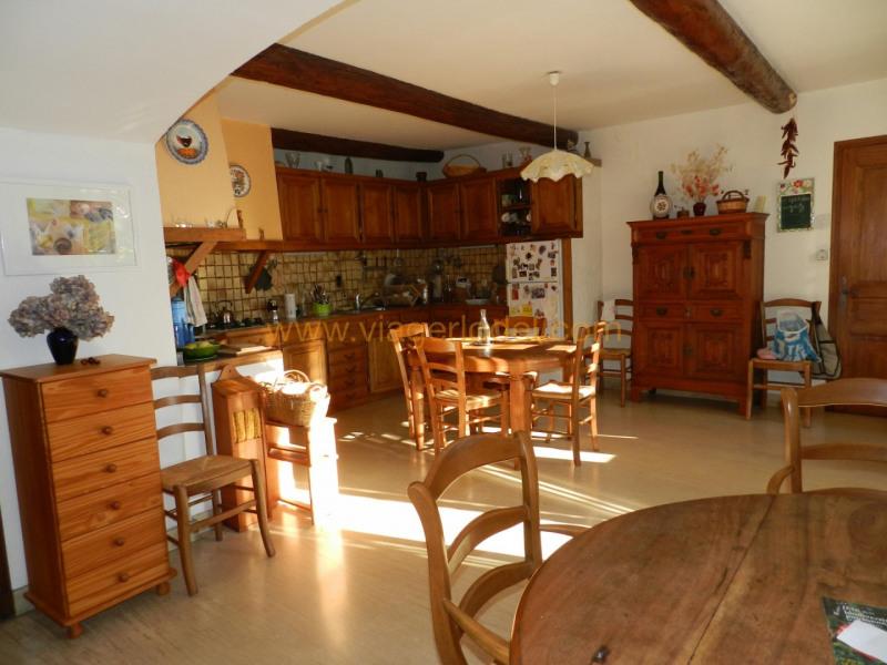 Vitalicio  casa Le beaucet 160000€ - Fotografía 1