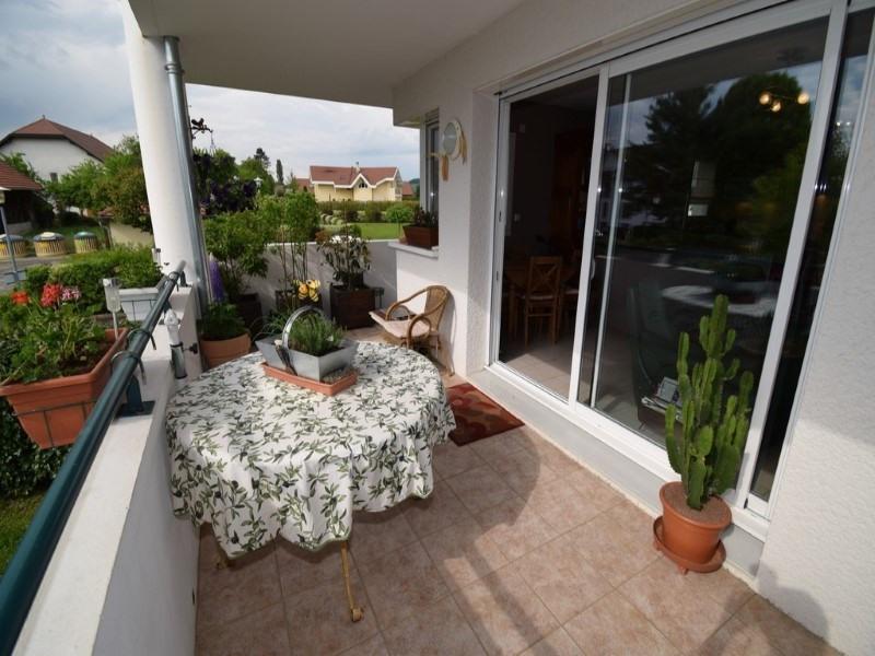 Vente appartement Villaz 294000€ - Photo 9