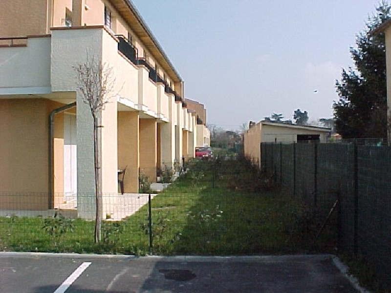 Rental apartment Aucamville 372€ CC - Picture 1