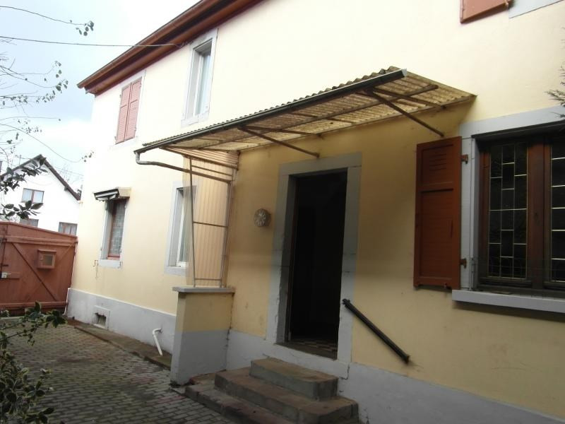 Sale house / villa Brumath 316 000€ - Picture 1