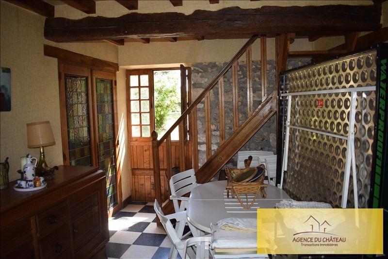 Sale house / villa La villeneuve en chevrie 208000€ - Picture 10