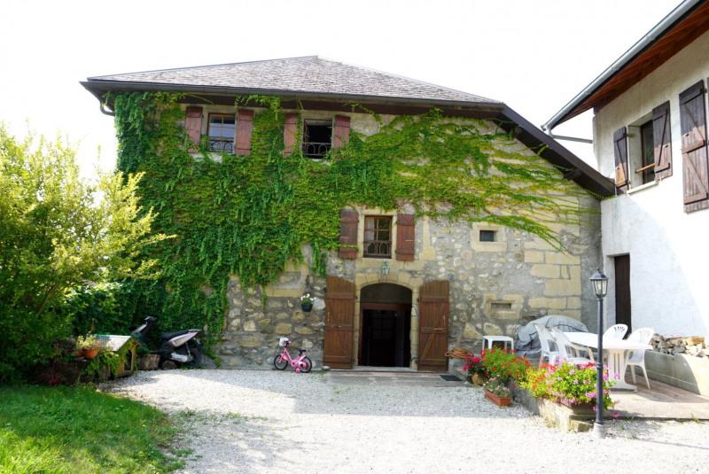 Vente de prestige maison / villa Cernex 572000€ - Photo 1