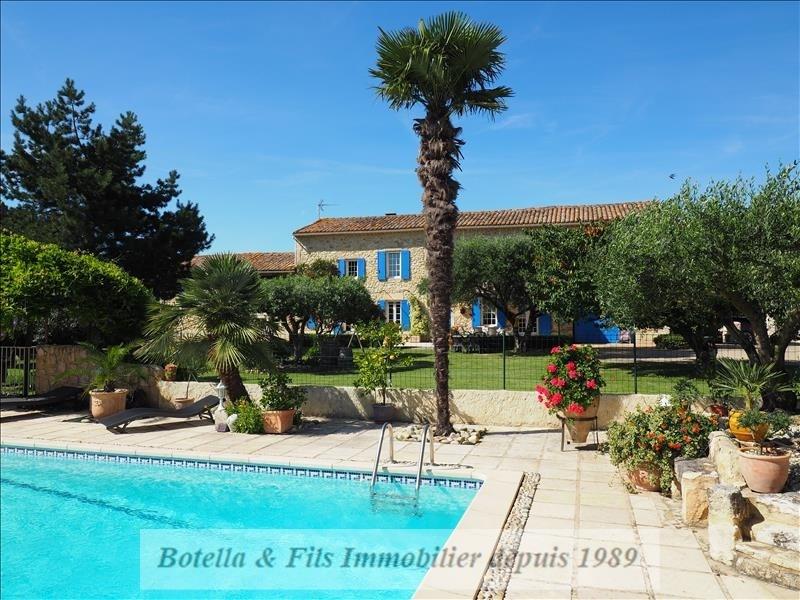 Immobile residenziali di prestigio casa Pont st esprit 558000€ - Fotografia 5