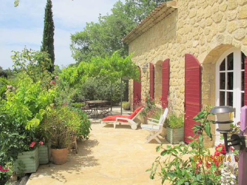 Deluxe sale house / villa Rognes 878000€ - Picture 5