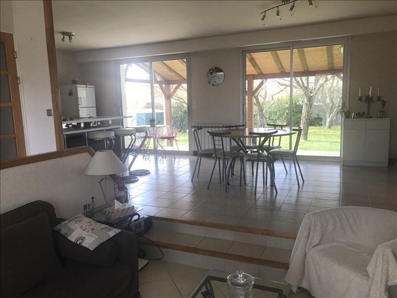 Sale house / villa Jallais 153900€ - Picture 2