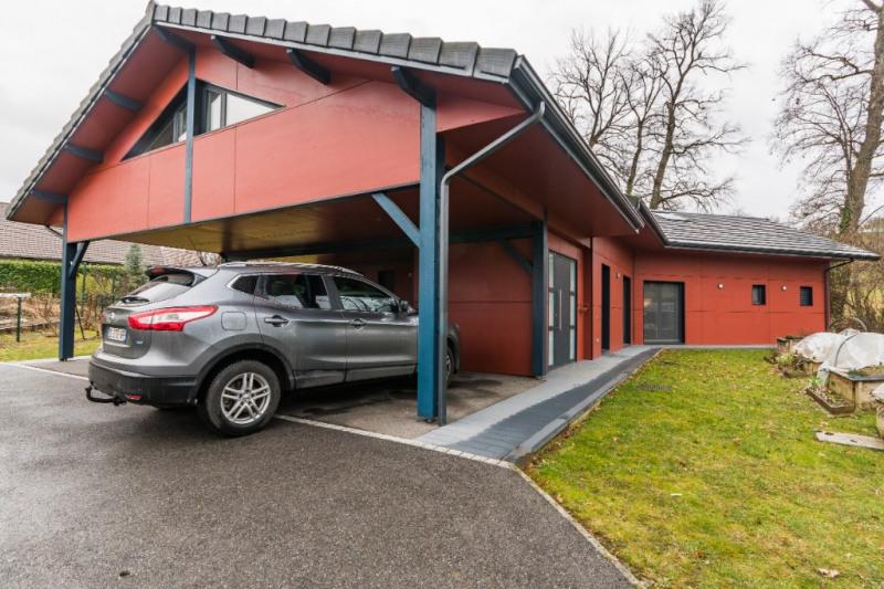 Deluxe sale house / villa Alby sur cheran 849500€ - Picture 6