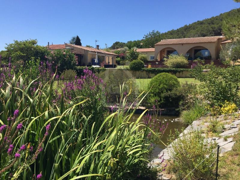 Vente de prestige maison / villa Gailhan 727000€ - Photo 4