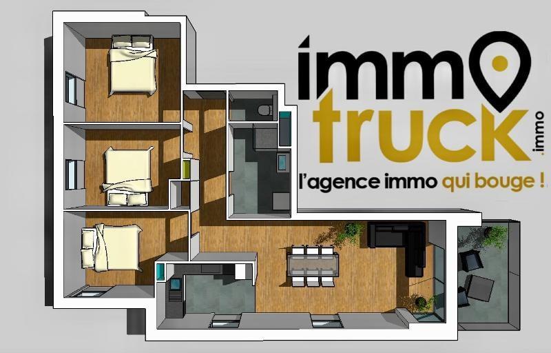 Sale apartment Bergbieten 194000€ - Picture 2