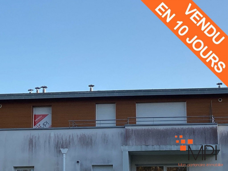 Sale apartment Mordelles 105000€ - Picture 1