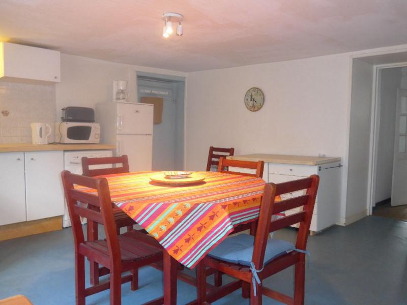 Verkoop  appartement Le palais 118100€ - Foto 2