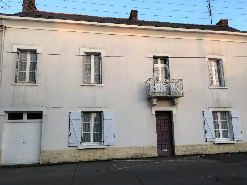 Sale house / villa Pouance 91500€ - Picture 1