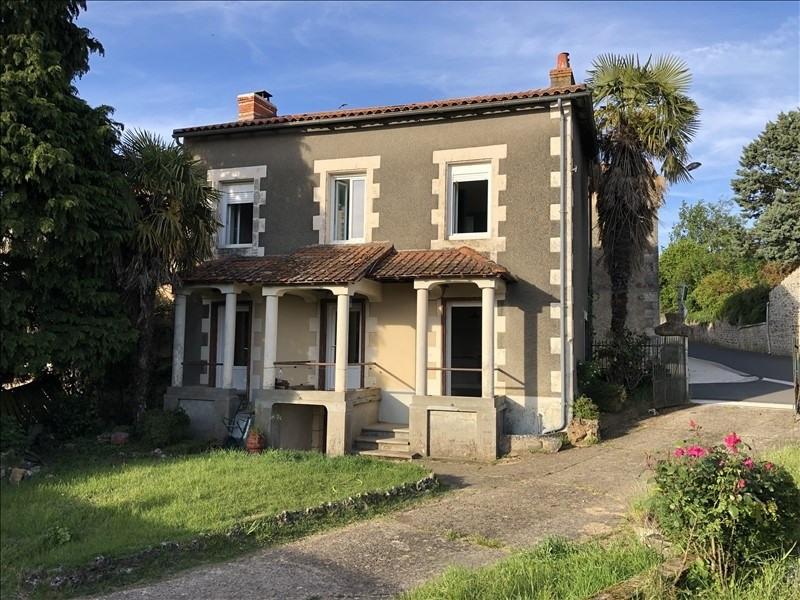 Vente maison / villa Smarves 139000€ - Photo 1