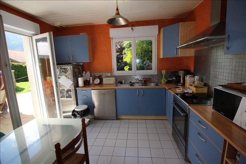 Vente maison / villa St sixt 415000€ - Photo 7