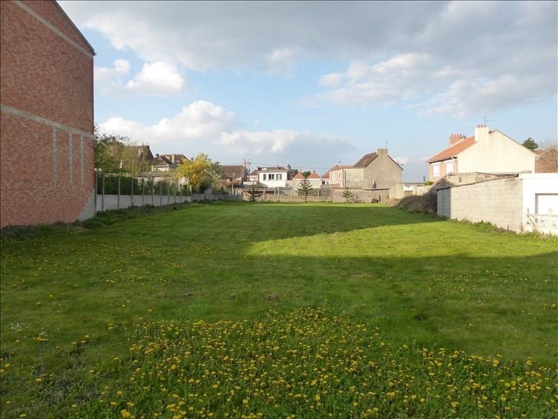 Vente terrain Beuvry 95000€ - Photo 1