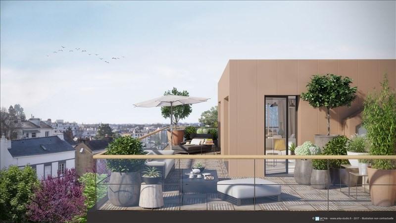 Vente appartement Nantes 475000€ - Photo 1