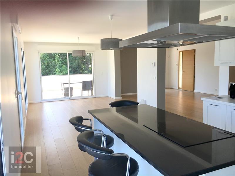 Rental house / villa Divonne les bains 2980€ CC - Picture 2