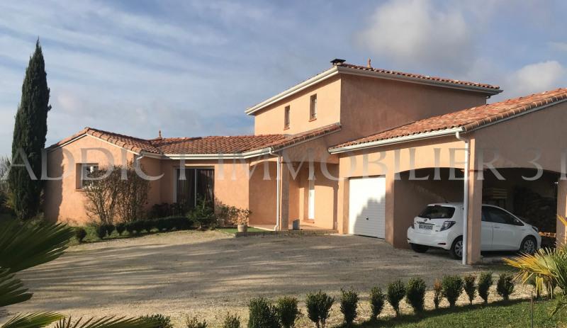 Vente maison / villa Bruguieres 419000€ - Photo 1
