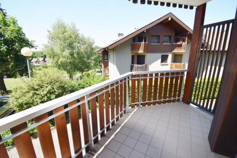 Vente appartement Annecy le vieux 350 000€ - Photo 1