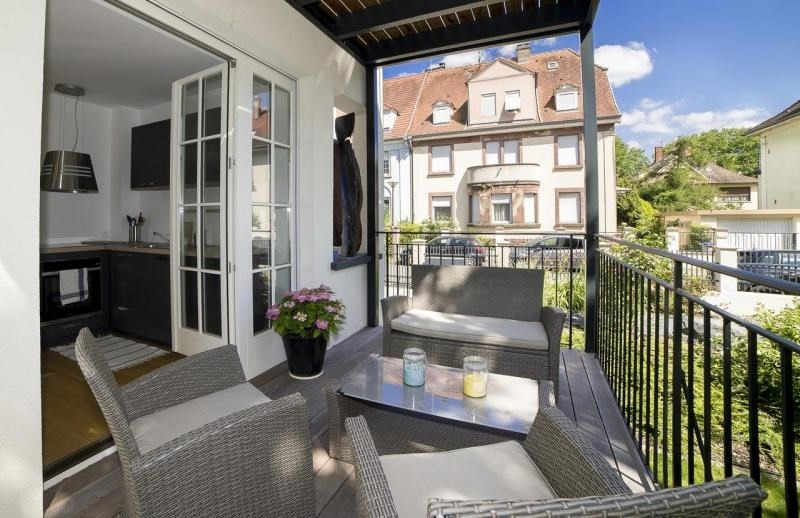 Rental apartment Strasbourg 2 525€ CC - Picture 5