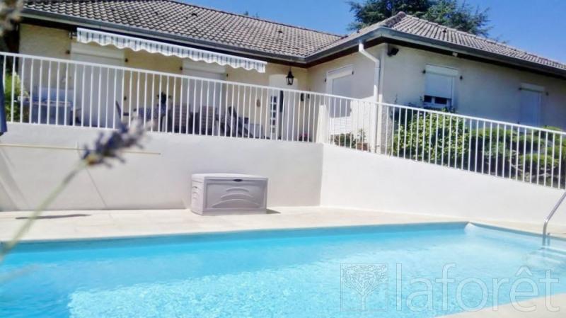 Vente maison / villa La cote saint andre 338000€ - Photo 10